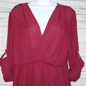 NWT Torrid High Low Top Size 1